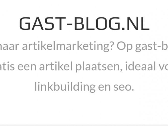 gast-blog.nl logo